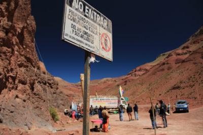 INDH constata dificultades para acceder al agua potable y a vivir en un ambiente no contaminado en Atacama