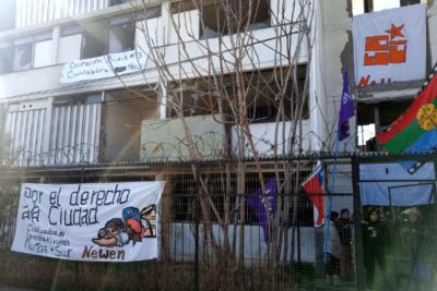 A más de 8 años del terremoto, vecinos de la Villa Olímpica reclaman reparación de edificio