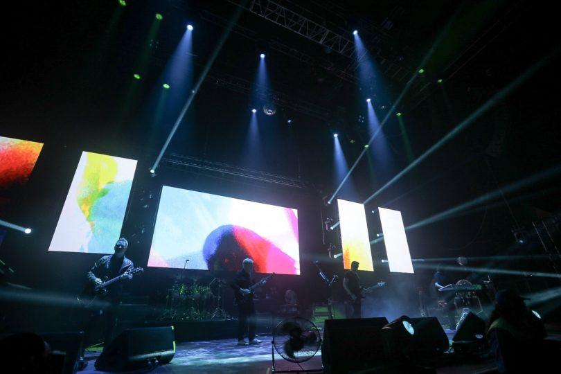 El predecible show de New Order en Chile