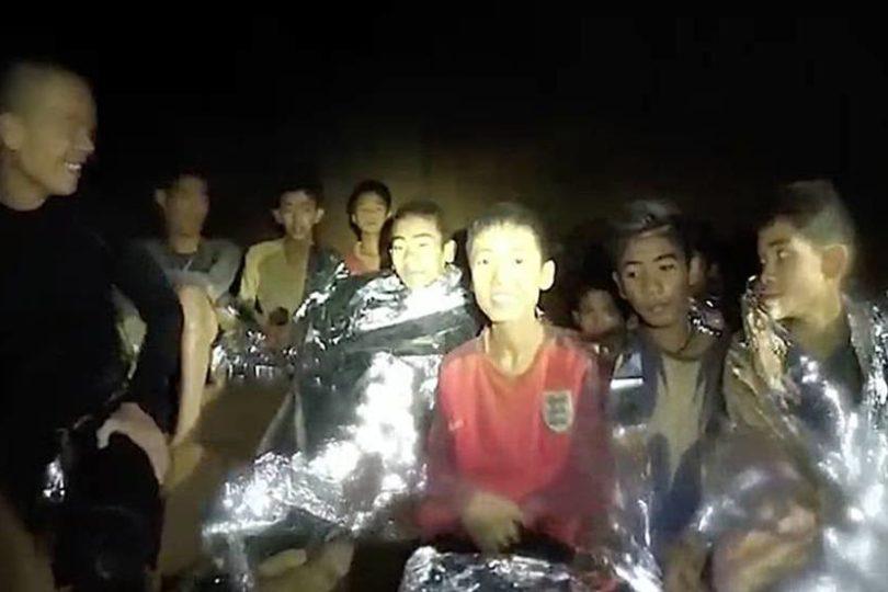 Documental deja en evidencia una gran mentira en el rescate de los niños en caverna de Tailandia