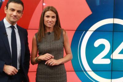 """TVN acusa que señal de Canal 24 Horas fue """"bajada"""" en Venezuela"""