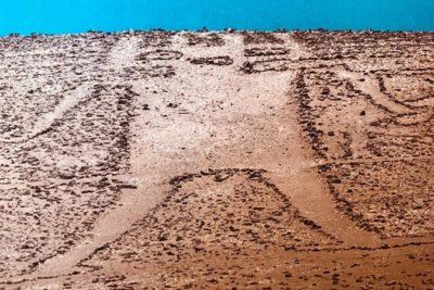 Detienen a tres chilenos residentes en Bélgica por destruir monumento patrimonial de Tarapacá