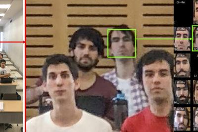 Académicos chilenos desarrollan app para pasar lista en la sala de clases con reconocimiento facial