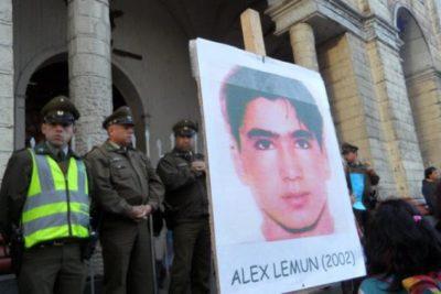 Justicia mantiene prisión preventiva para ex carabinero imputado por homicidio de Alex Lemún