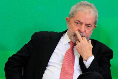 """Lula da Silva y asunción de Bolsonaro: """"Será un año de mucha resistencia y lucha"""""""