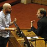 Se dijeron de todo: discusión por Admisión Justa termina en round del verano entre Jaime Bellolio y Giorgio Jackson