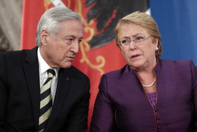 """Heraldo Muñoz no se arrepiente de la caricatura y le habla al Gobierno: """"Basta de agredir el mandato que tuvo Bachelet"""""""