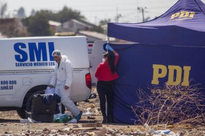Hallan cuerpo de una mujer maniatada en Río Claro de Talca