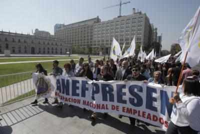 Hacienda anunció que se ha recontratado a 113 funcionarios públicos