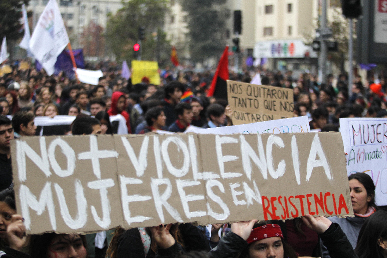 Un 57% de las mujeres cree que la violencia contra ellas aumentó