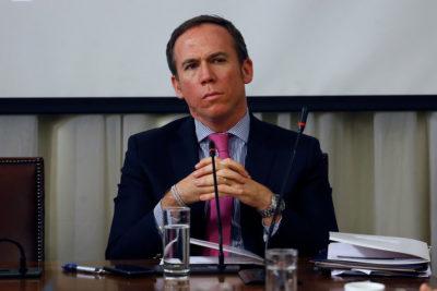 Comisión investigadora: diputado UDI Jorge Alessandri solicitó antecedentes penales de Camilo Catrillanca