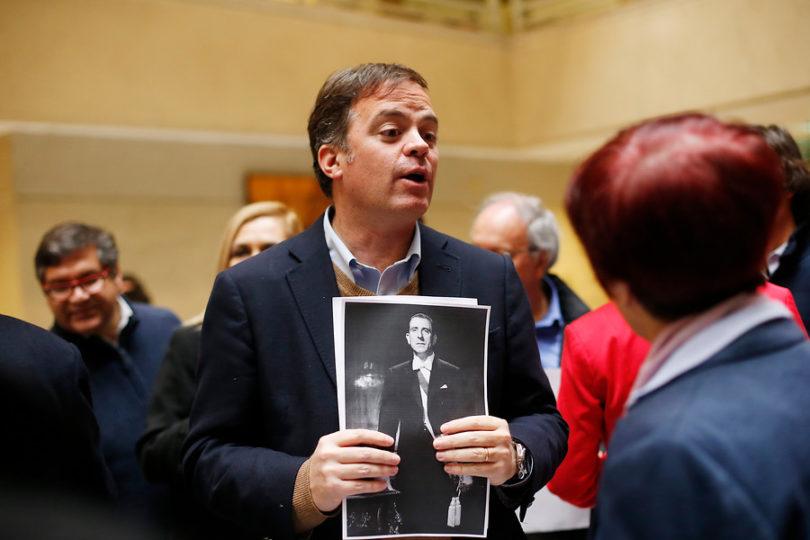 Bancada DC califica de histórico fallo del caso Frei y pide renuncia de Luis Castillo