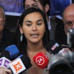"""Izkia Siches: """"Soy morena, crecida en Maipú y educada en un colegio picante"""""""