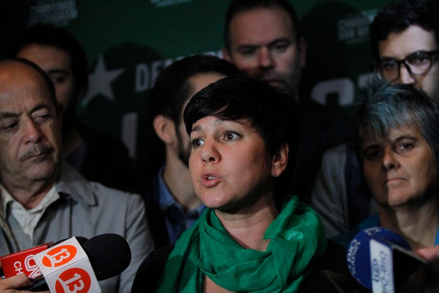 """Javiera Parada, candidata a presidenta de RD: """"Cuba es una dictadura"""""""