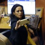 De Marcela Vacarezza a Tere Marinovic: los troleos por la licencia médica de Marisela Santibáñez