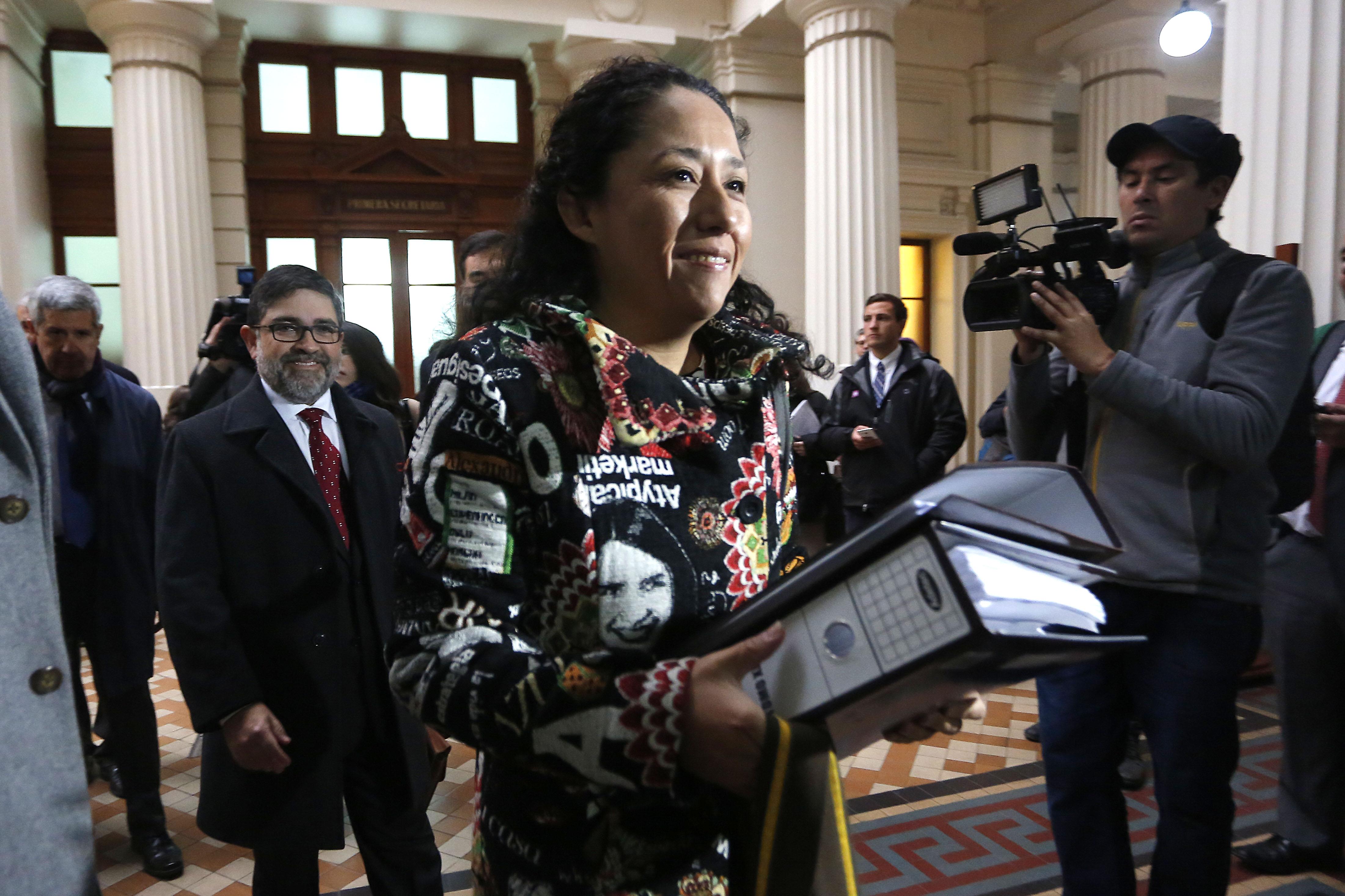 Caso Cascada: Fiscal Chong asegura que en los próximos meses se decidirá si se formalizan a más involucrados