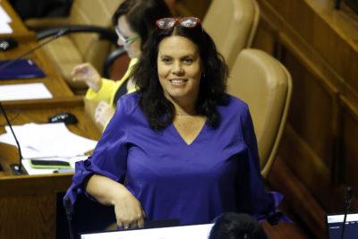 """""""Algunos no podrán dormir…"""": Maya Fernández festina con la derecha por postulación de Bachelet al Banco Mundial"""