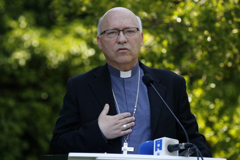 """Papa Francisco también almorzó con obispos chilenos: """"Fue muy fraterno"""""""