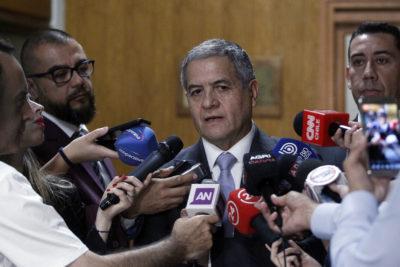 Carroza responsabilizó a Interpol por información errónea sobre Muñoz Hoffman