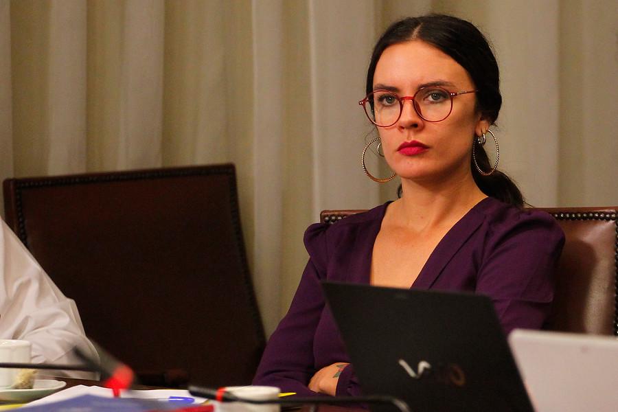 Camila Vallejo y proyecto de Admisión Escolar: