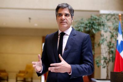 Fuenzalida citará a directores de Carabineros y la PDI al Congreso por investigación de grupos terroristas