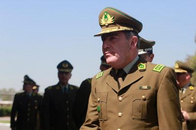 Hermes Soto es marginado de ceremonia de ascenso de nuevo general director de Carabineros