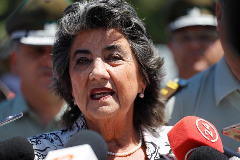 """Virginia Reginato responde a Contraloría: """"Doy la cara ayer, hoy y siempre"""""""