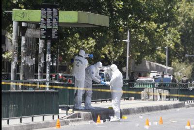 Hombre que encontró artefacto da detalles de la explosión en Vicuña Mackenna