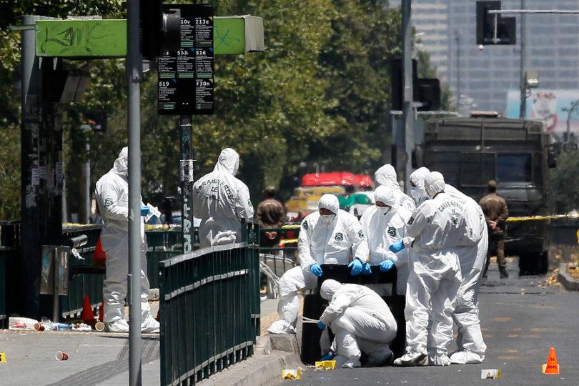 La Moneda y ANI crean mesa de trabajo para prevenir atentados explosivos
