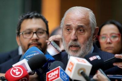 """Fiscalía Nacional y atentado: """"Nos parece grave que existan hechos de esta naturaleza"""""""