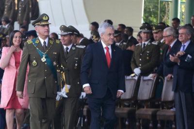"""Piñera: """"Hay elementos que obligan a una profunda modernización de Carabineros"""""""