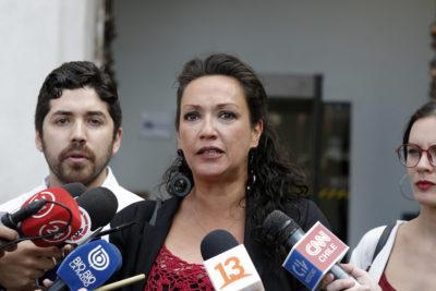"""Marisela Santibáñez ofrece disculpas públicas a familia de Jaime Guzmán: """"Lo mío fue un error personal y así lo enfrentaré"""""""