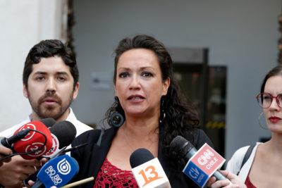 Marisela Santibañez, la barrista que confundió la política con el estadio
