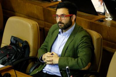 """Crispi critica al Gobierno por Ley de Admisión Escolar: """"Son solo algunos 'niños primero'"""""""