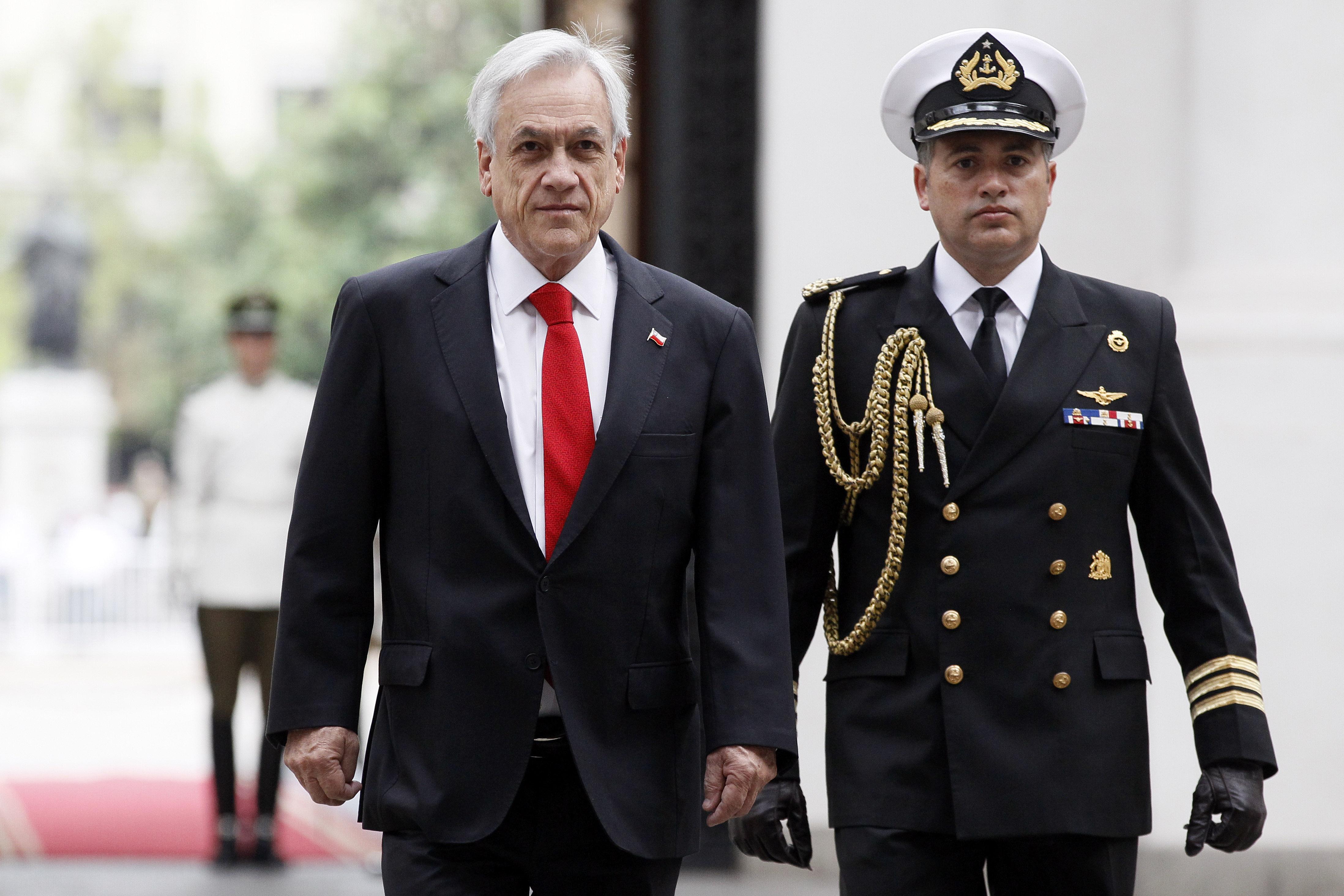 La defensa de Piñera para reponer selección de alumnos y