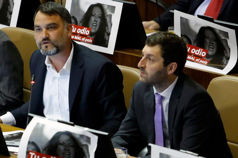 UDI recurrirá a la Comisión de Ética por frase de Marisela Santibáñez por dichos sobre Guzmán
