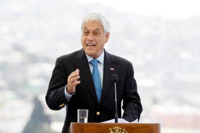 """Piñera defendió Admisión Justa: """"La selección permitió a la clase media llegar a la Presidencia"""""""