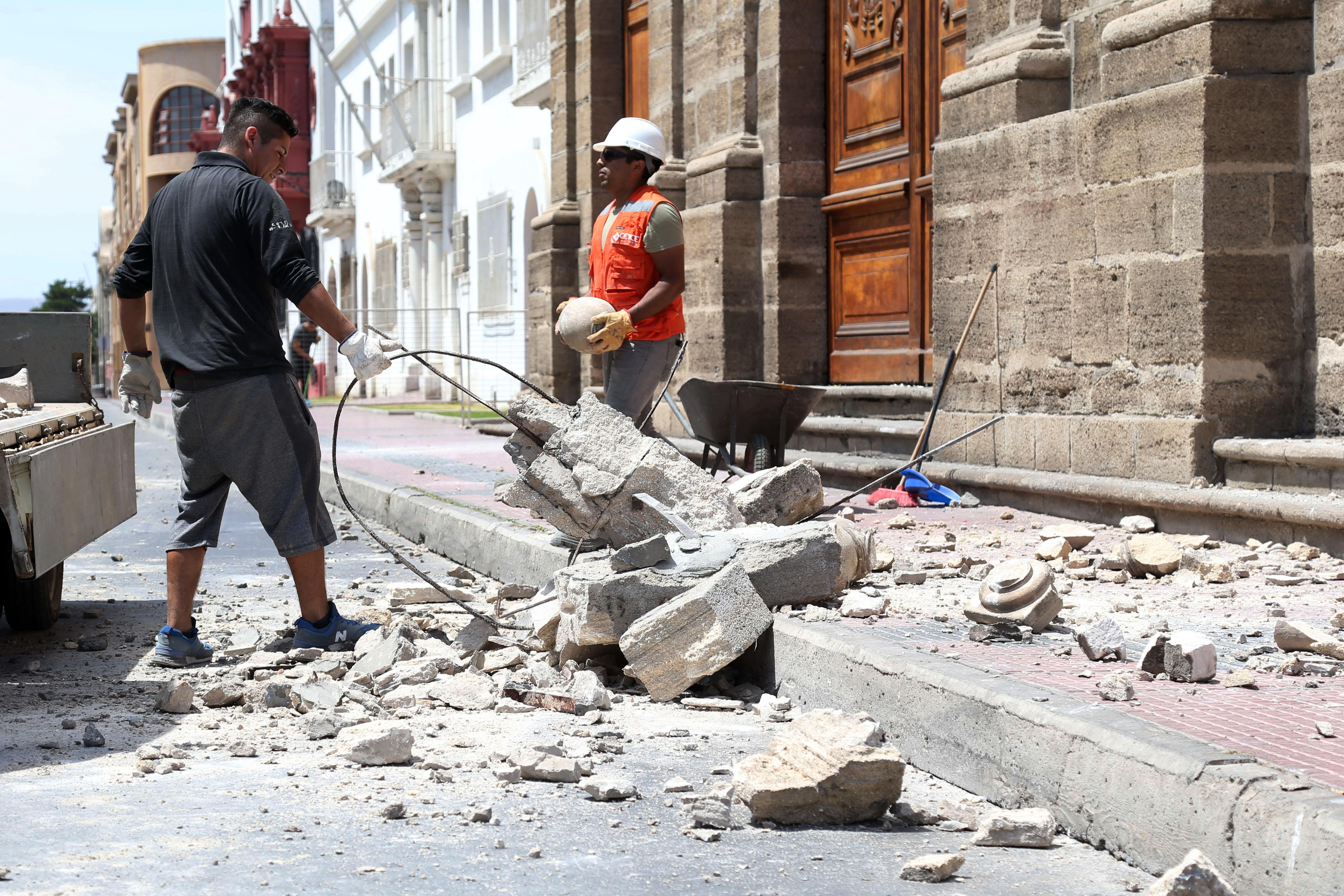Intendenta de Coquimbo descartó declarar zona de catástrofe o de emergencia
