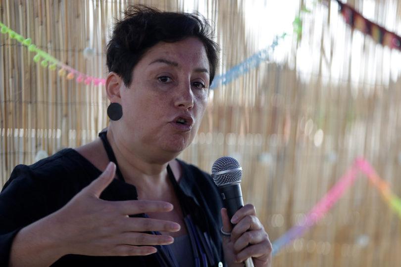 """Beatriz Sánchez: """"Maduro hoy es un problema para la democracia en Venezuela"""""""