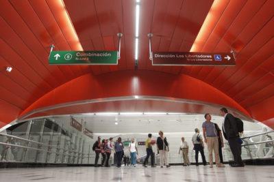 Nueva Línea 3 de Metro cuenta con 100% de cobertura 3G y 4G