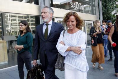 Justicia entrega la sentencia de Katherine Salosny por conducir en estado de ebriedad