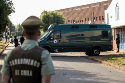 Caso Catrillanca: firma quincenal y arraigo para ex funcionarios de Carabineros