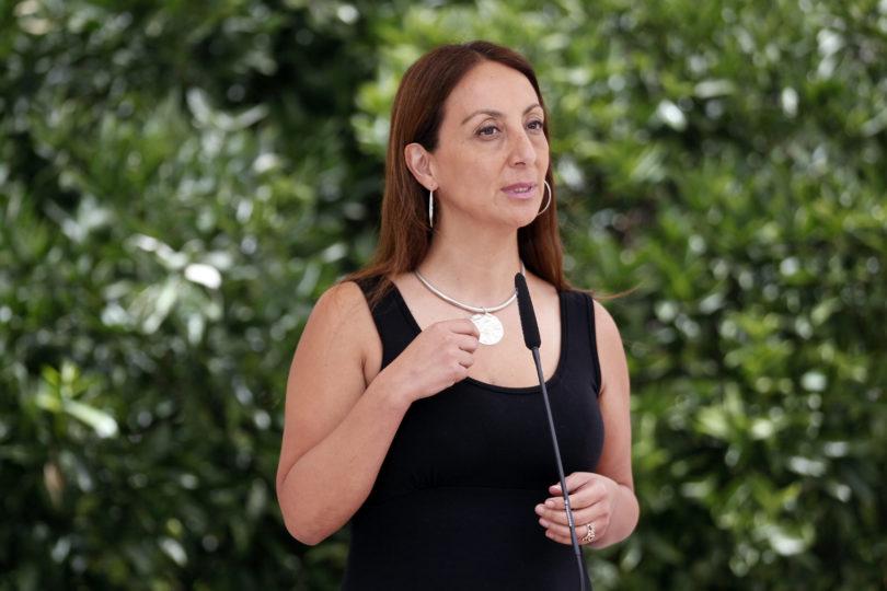 """Cecilia Pérez desestima estudios por control preventivo a menores: """"No logran ver la realidad"""""""