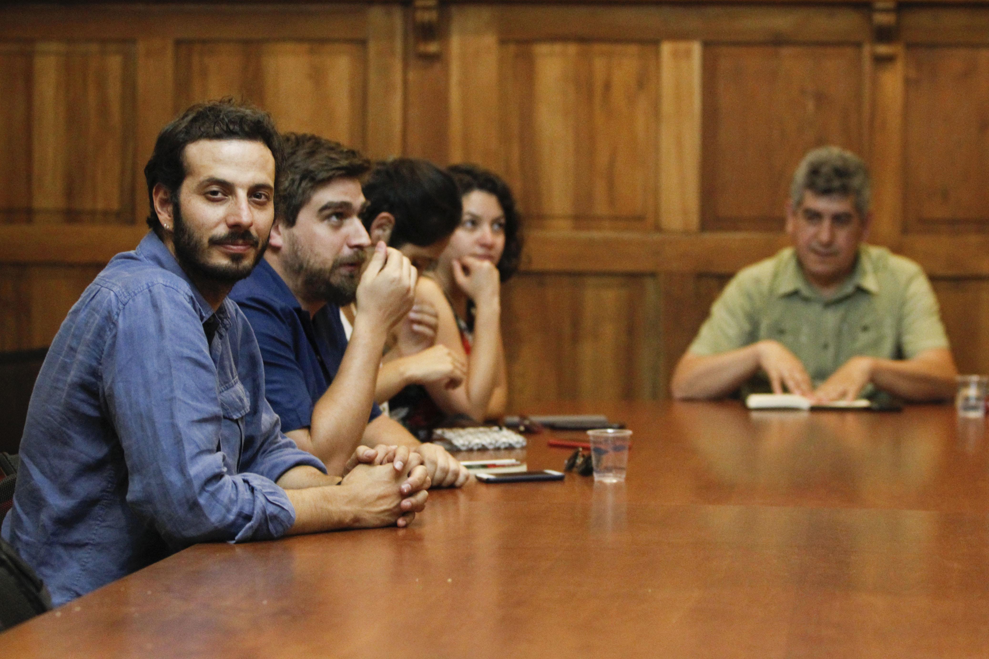 """""""Frente Amplio se reúne con el PC para estudiar pacto de oposición"""""""