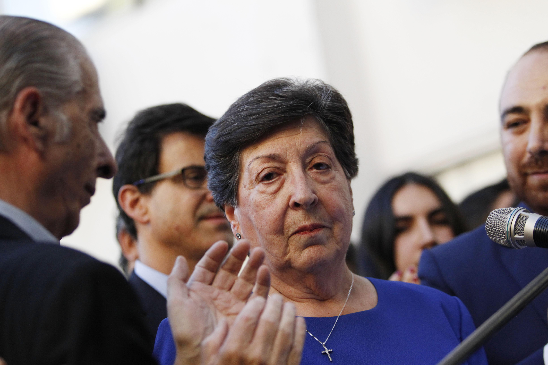 "Carmen Frei: ""La salida de Castillo no es un triunfo personal, este ha sido un proceso doloroso"""