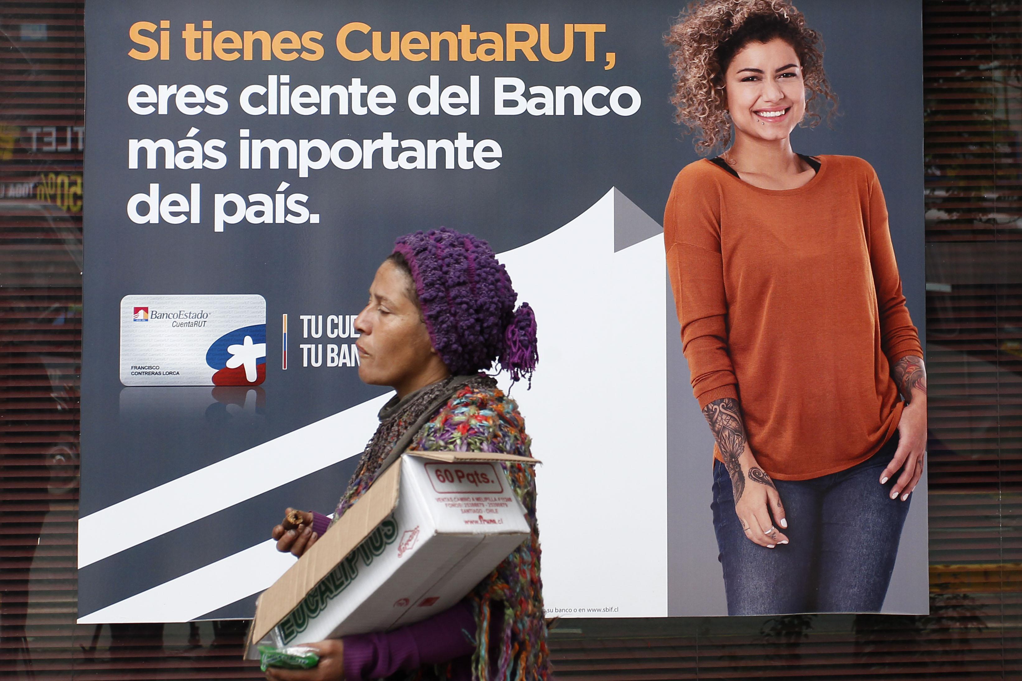"""""""BancoEstado elimina uno de los cobros más cuestionados y odiosos de la CuentaRut"""""""