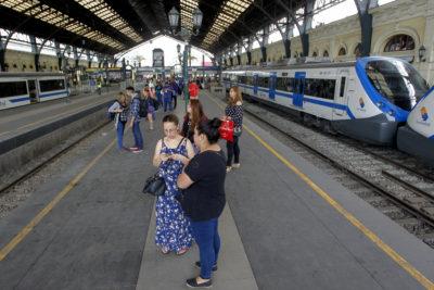 EFE cumple 135 años con récord de pasajeros transportados en 2018: 47 millones