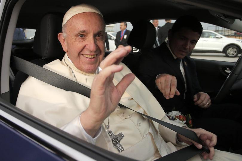 Papa Francisco envía a visitador apostólico a Puerto Montt en medio de denuncias de abuso