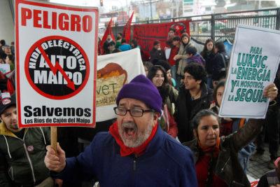 Tribunal Ambiental rechaza recurso contra proyecto Alto Maipo