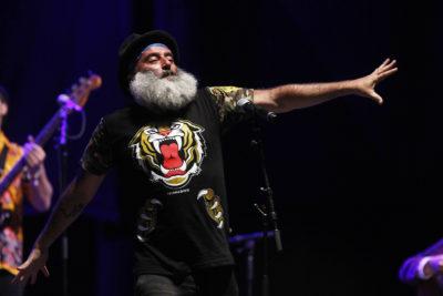 Como si fueran rockstar: las exigencias de Chico Trujillo para el Festival de Olmué